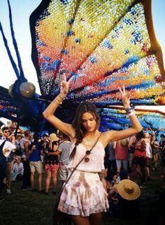 Die wichtigsten Do´s and Don´ts beim Coachella-Festival