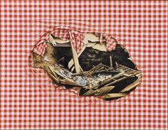 ANTONIO DE PASCALE Senza titolo, 2014 olio su tela 175x135cm Ho(M)me exhibition #DeanesiGallery