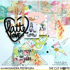 The Cut Shoppe: Latte Love
