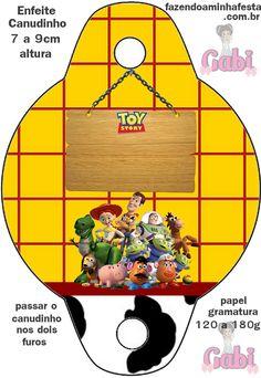 Fazendo a Propria Festa: toy story