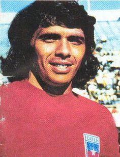 Elias Figueroa, Chile.