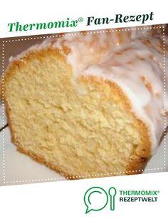 Zitronenkuchen von Mama_Mil. Ein Thermomix ® Rezept aus der Kategorie Backen süß auf www.rezeptwelt.de, der Thermomix ® Community.