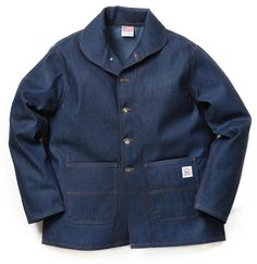 Shawl Collar Chore Coats - Pointer Brand - Bristol, TN