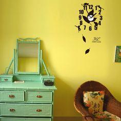 wallsticker Watch Wallpaper interior Design