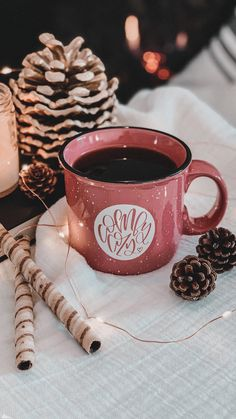 Your Source for All Things Coffee! Xmas Wallpaper, Christmas Phone Wallpaper, Christmas Aesthetic Wallpaper, Winter Wallpaper, Aesthetic Iphone Wallpaper, Wallpaper Backgrounds, Christmas Feeling, Cozy Christmas, Christmas Time