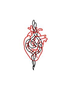 heart snakes Tattoo Sketches, Tattoo Drawings, Body Art Tattoos, Small Tattoos, Cool Tattoos, Piercings, Piercing Tattoo, Tattoo Project, Snake Tattoo