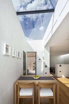 Glass roof!