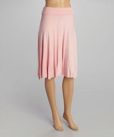 Another great find on #zulily! Bridal Rose Fold-over Skirt #zulilyfinds