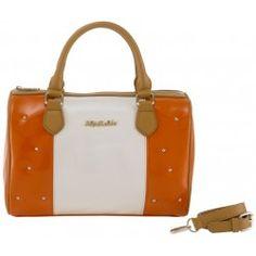 Alfio Young Brilliant Orange Handbag