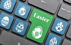 Have an eggstatic Easter weekend from the team @ MadSlug. 🐇🐰 http://www.madslug.com/games/ #easter #bankholiday