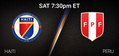 Where to find Haiti vs. Peru Copa America game on TV