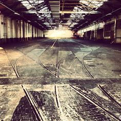 Brixton Tram Shed #London