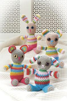 Toy Knitting Patterns on Pinterest Knitting Patterns ...