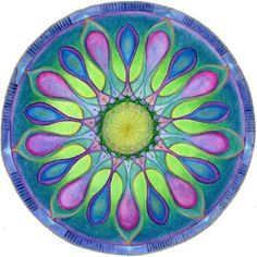 "<div class=""ngg-title"">Agape Mandala</div> <div class=""ngg-desc"">All I need has already been given, without measure or condition.</div>"