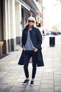Ellen Claesson | Minimal + Chic | @codeplusform