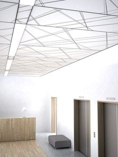Techstyle® Graphic Customizable Ceilings | Hunter Douglas