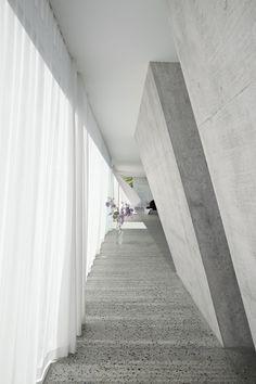 Silvia Gmür Reto Gmür Architekten - Two-family house, Tessin 2010
