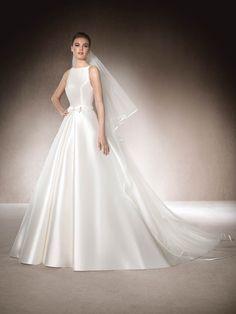 Vestido de noiva princesa Madelaine