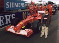 f1 Há exatos 11 anos acontecia o GP da Inglaterra de 2002.