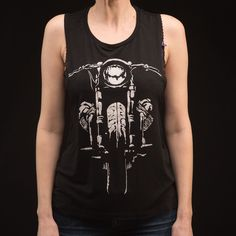 Revival Cycles Beto Full Frontal Tank Top (Women's)