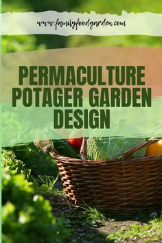 Check out these permaculture potager garden design here! A potager garden is close to your home (and especially kitchen) that offers nourishment and seasonal harvests. Find out more on this pin! #permaculture #garden #gardeningtips #potagergarden Permaculture Garden, Permaculture Design, Potager Garden, Container Gardening, Gardening Tips, Indoor Gardening, Vegetable Gardening, Healthy Fruits And Vegetables, Garden Solutions