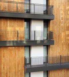 Galeria - West End - Escritórios Convertidos em Apartamentos / Emrys Architects - 11