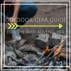 Outdoor Gear Guide: Our Favorite Accessories For The Avid Adventurer | Venuelust