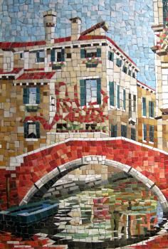 Mosaic by Domus Orsoni