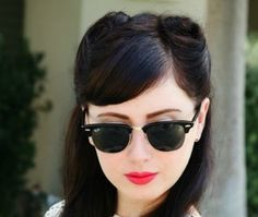 Retro Hair Tutorial