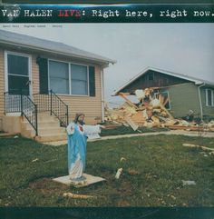 Van Halen Live: Right Here, Right Now Laser Disc Sealed!!
