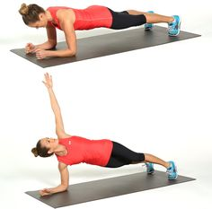 Rock your core circuit workout from popsugar