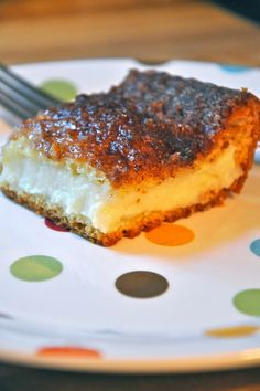 Cream Cheese Squares - Trust me on this one - you have just found the quickest and easiest crowd pleasing dessert around! I have made these with so many different toppings!! They are great with pretty much anything..