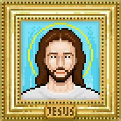 The Holy Faces Created by Seulki Yan | it8Bit