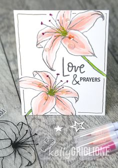 Hi Folks! I've got a TRUCK LOAD of cards to share with you using the new Concord & 9th sets Faith and Love and Lily . These sets we...