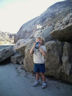 """Don't skimp on water when day hiking with children. Read more tips for day hiking with children in """"Hikes with Tykes: A Practical Guide to Day Hiking with Kids."""""""