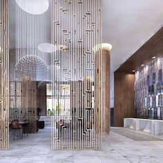 """94 次赞、 13 条评论 - McCARTAN (@mccartandesign) 在 Instagram 发布:""""New hotel design by mccartan in downtown LA"""""""