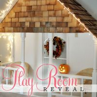 Play Room & Playhouse Reveal - All Things Heart and Home Inside Playhouse, Indoor Playhouse, Build A Playhouse, Closet Playhouse, Dress Up Storage, Cubby Storage, Girl Sleeping, Play Yard, Play Table