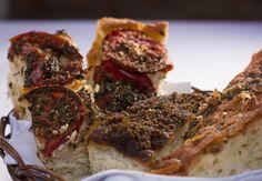 O restaurante italiano Zeffiro cria couvet de fogazzas em homenagem à Festa da Achiropita (Foto: Divulgação)