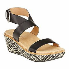 5e9bc0c106a5 Vionic with Orthaheel Technology Women s Cancun Wedge Sandals    Casual  Sandals    Shop now