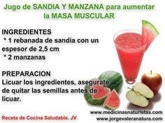 Masa muscular  #Nutrición y #Salud YG > nutricionysaludyg.com