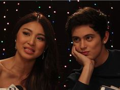 """""""Being deeply loved by someone gives you strength, while loving someone deeply gives you courage. This is what we called exchange power! James Reid, Bride Poses, Nadine Lustre, Jadine, Just Friends, Loving Someone, Tv On The Radio, Strength, Teen"""