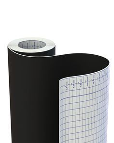 Chalkboard Contact Paper - Over 8 feet of self-adhesive vinyl that is reusable and easily removable!