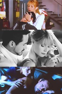 All my Iron Man 3 Pepperony feels are coming back to haunt me. <3 <3 <3