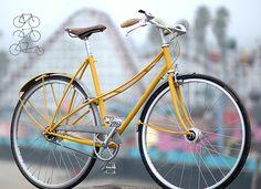 Frances Cycles Mixte