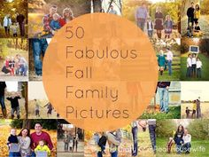 The Diary of a Real Housewife: Fall Family Pictures