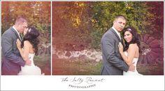 Amber + Nick {The Barn at Harvest Moon Pond, Wisconsin Barn Wedding} www.facebook.com/thesaltypeanut