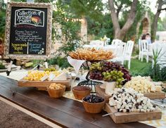 New Cheese Display Ideas Catering Food Stations 22 Ideas Cheese Table, Cheese Platters, Cheese Bar, Gourmet Cheese, Cheese Fruit, Cheese Display, Appetizer Display, Donut Bar, Catering Display