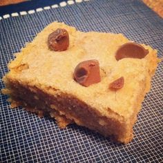 Peanut Butter Bar Cookies - Confessions of a Fitness Instructor