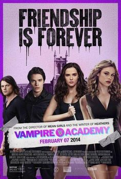 Vampire Academy Movie Poster 24Inx36In Poster