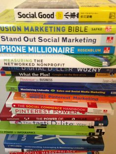 The 20 Best Social Media Books from 2012 to Read in 2013
